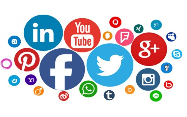 10 cosas marketing industrial - Redes sociales